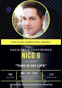 Nicog concert Nov 2019